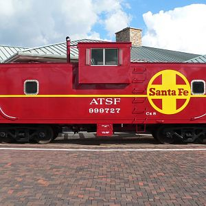 ATSF 999727 Williams AZ
