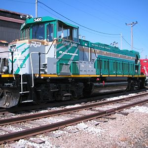 Rail Power Locomotives