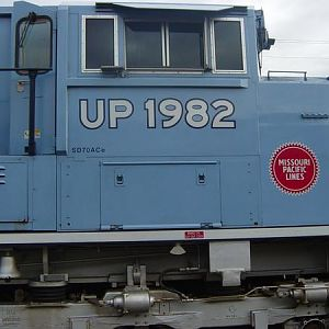 UP 1982 Heritage