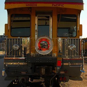 Colorado State Fair Train