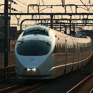 Super HAKONE, Odakyu series 50000