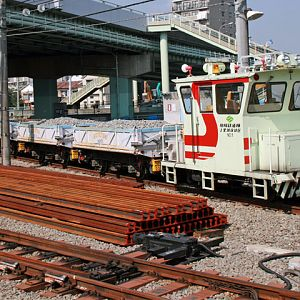 MOW train of SOTETSU