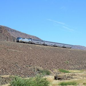 Empire Builder at Cliffs OR