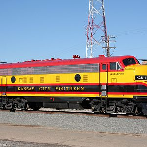 KCS 1 - Shreveport LA