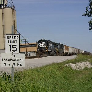 NS 3327 and 3805, Fostoria Sep 29 2007