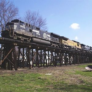 Shelbyville Trestle