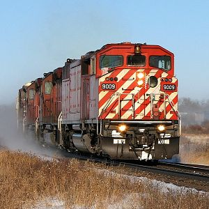 CP 9009 East