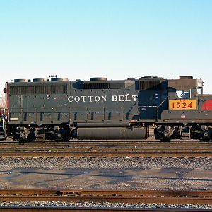 Cotton Belt  1524