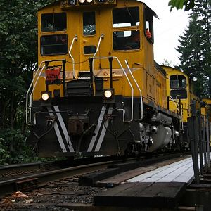 Weyerhaeuser #312 - Landfill Train