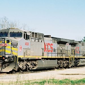 KCS'S High Oak Yard