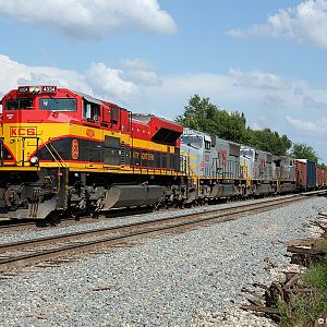 KCS 4034 - Shreveport LA