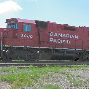 Canadian Pacific #3080