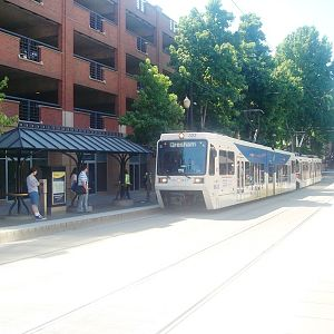 Portland's light rail