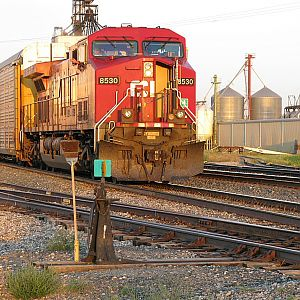 Canadian Pacific #8530
