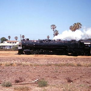 San Diego Steam Special Through Oceanside