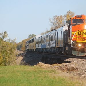 BNSF officers special to Ft Worth