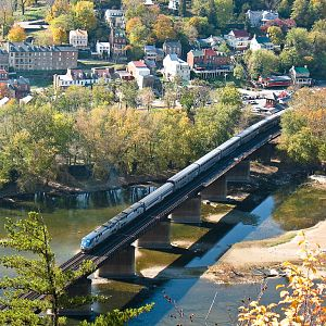 Harpers Ferry Fall