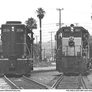 PHL 2036 & LLPX 2801 meet west of Avalon