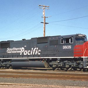 Nearly new SD70M