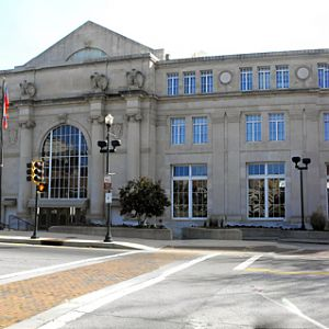 Terminal Station, Macon, GA