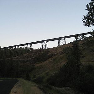 Lawyers canyon bridge
