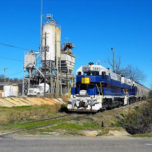 GSWR Through Eufaula, AL