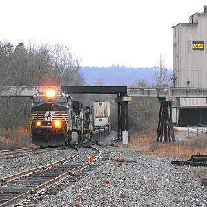 NS, Norfolk Southern, Leeds, AL, Alabama, 21R