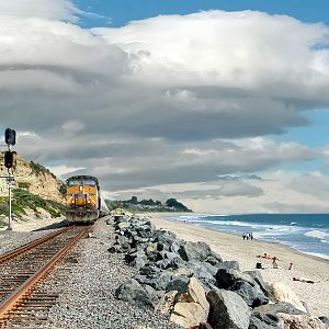 Union Pacific Surfliner