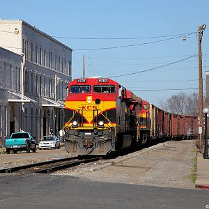 KCS 4707 - Shreveport LA