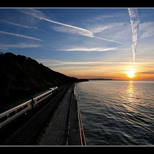 Dawlish Sunrise
