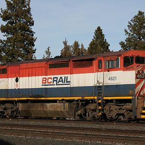 BC Rail in Bend, OR