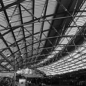 Lime Street Station Liverpool
