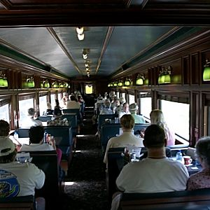 Interior Panama Canal RR