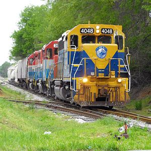 Short Line Railroading In Alabama