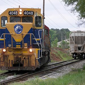 Alabama Shortline Action