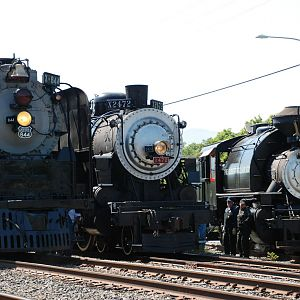 The 844, 2472 and Tank Engine #3