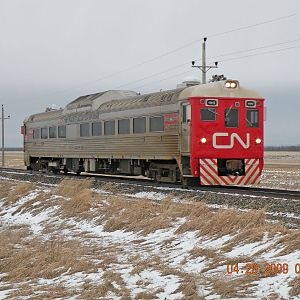 CN Test Track Evalvation Systems