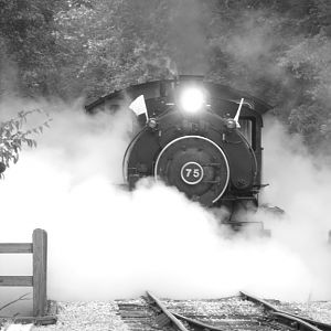 Blowing The Boiler At Calera, Alabama