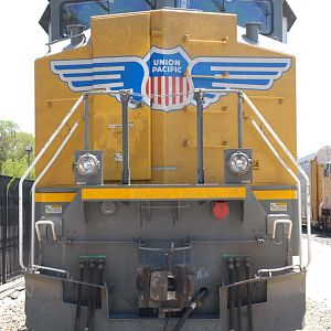 Union Pacific SD70ACe #8469