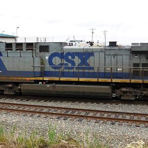 CSX Trio at Mukilteo, WA
