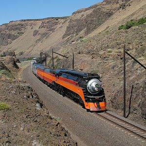 4449 Through the Gorge