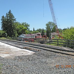 CP Rail Bridge Upgrade