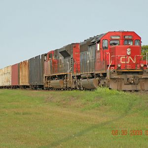 CN PNL Management Train
