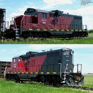Milwaukee Road GP9