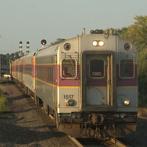 MBTA Commuter Rail-Salem, Mass