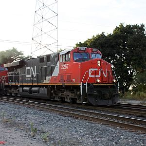 CN #2267 South Bend, IN