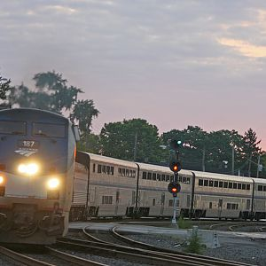 Amtrak 29 Capital Limited