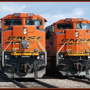 BNSF at Sheridan, WY