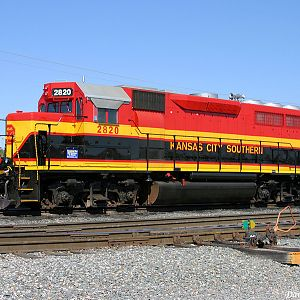 KCS 2820 - Dallas TX