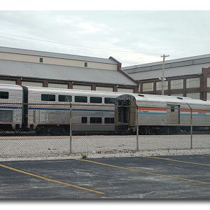 Amtrak Beech Grove